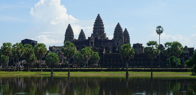 Ангкор– изгубеният в джунглата мистериозен град на кхмерите