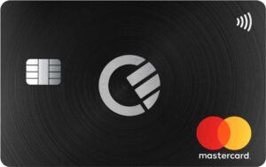 curve black premium card