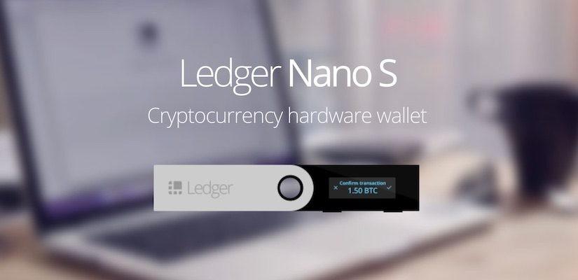 Ledger Nano S – хардуерен портфейл за Биткойн