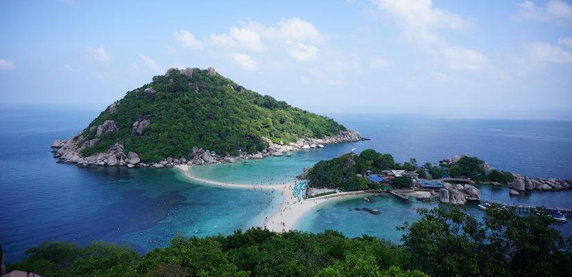 Koh Nang Yuan – да се разходиш между островите