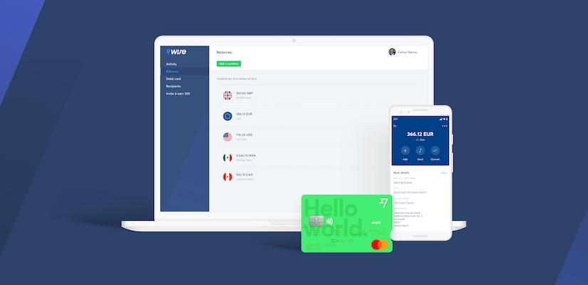 Wise – модерната онлайн банка