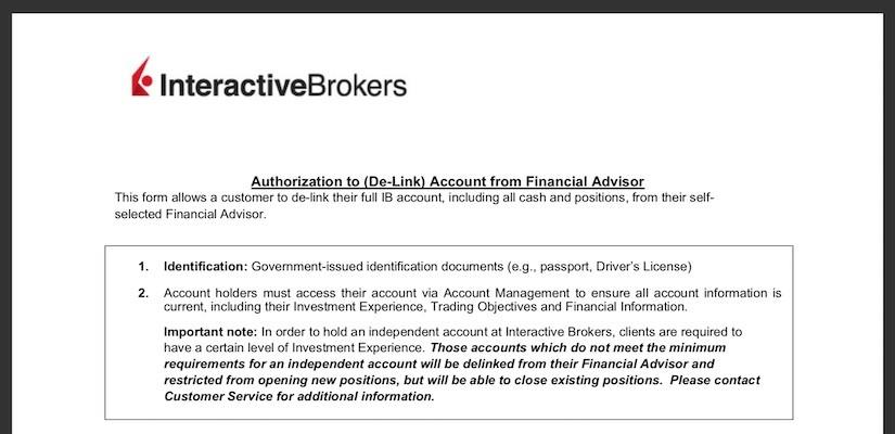 Как да си прехвърля акаунта от Карол към Interactive Brokers в 3 стъпки